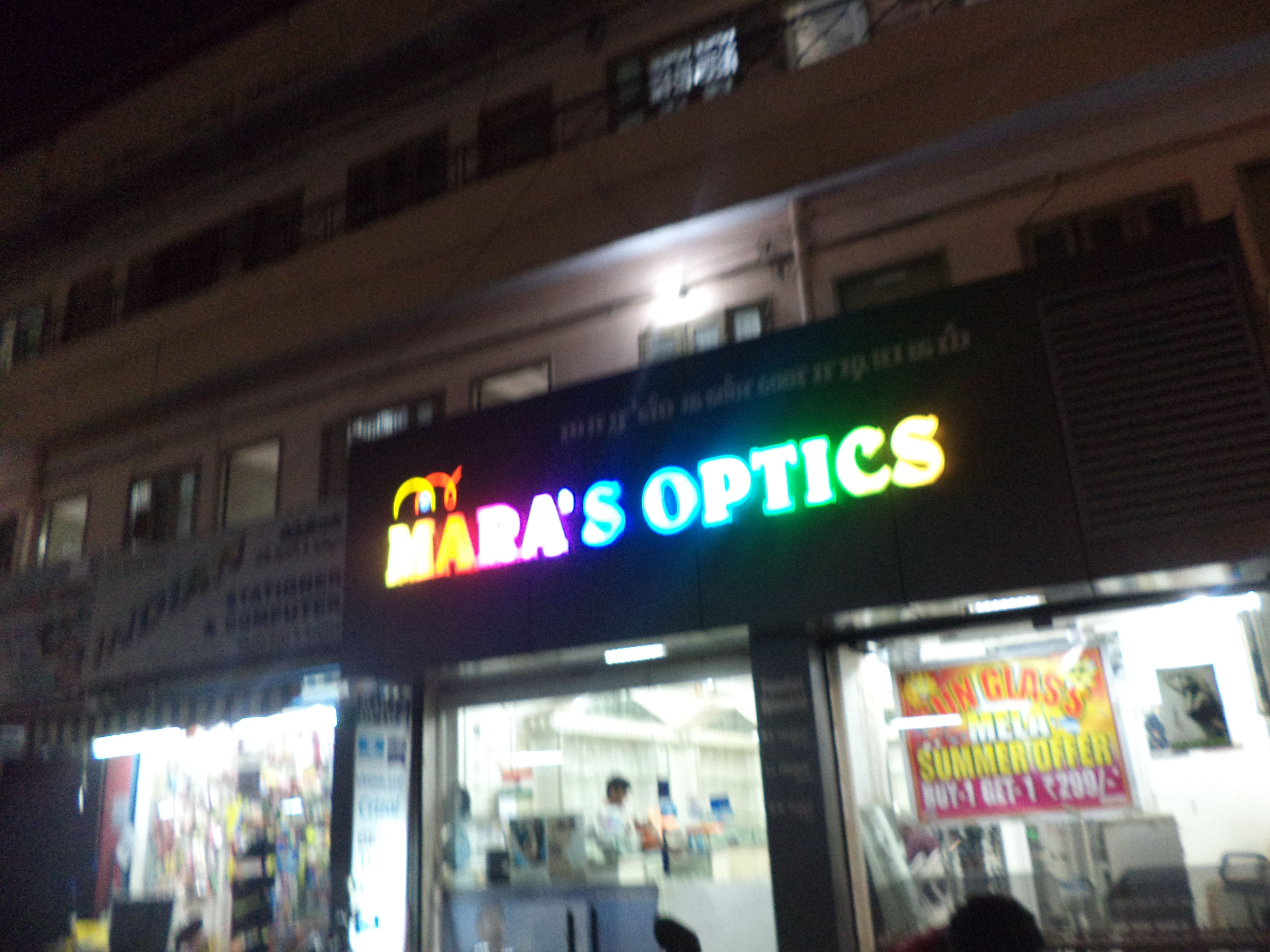 led name board making companies in chennai